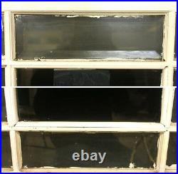 36x83 Antique Vintage Mission Style Exterior Entry Door Window Beveled Glass