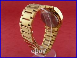 ASTRONAUT 70s 1970s Old Vintage Style LED LCD DIGITAL Retro Watch 12 24 hour G