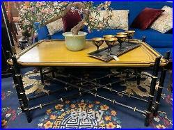 Baker Oriental Style Coffee Table