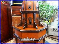 DUOMO DUE ARCHITECTURAL MODEL. Stunning! Wooden. Large Antique Style 24 Tall