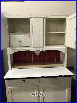 Hoosier Style Cabinet Original Flour Bin with Sifter