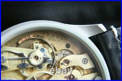 IWC Vintage 1910`s MILITARY PILOT STYLE A-DIAL New Cased Swiss Men`s Wrist Watch
