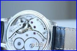 MOERIS Second World War (SWW, WWII) 1930`s MILITARY STYLE Men Swiss Wrist Watch