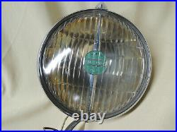 Original Firestone Super Ray 7 7/8 Driving Light Passing Lamp with Bracket Guide