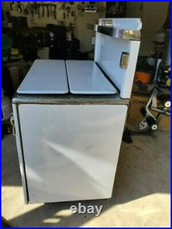 Rachel Ray Style Vintage/Antique Chambers Gas Stove oven Model B Circa 1941