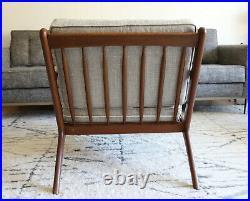 Vintage Mid Century Modern, Danish Style Lounge Chair