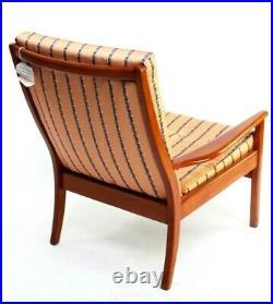 Vintage Retro Cintique Chair Co. Danish Style Teak Armchair 5934