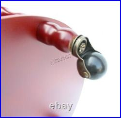 WestWood Globe Shaped Mini Bar Drinks Cabinet Retro Style Trolley Bottles 360MM